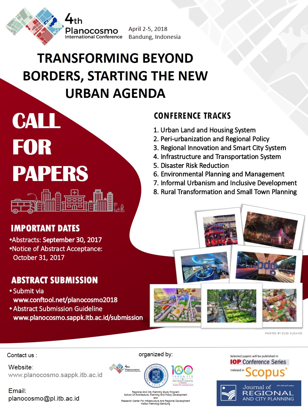 Call for Papers PC4